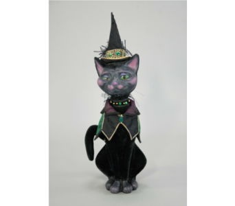Katherine�s collection 18 inch Cat Figure in Bellevue WA, CITY FLOWERS, INC.