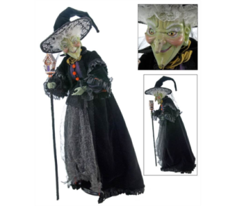 Katherine�s Collection 32 inch Greta Witch doll in Bellevue WA, CITY FLOWERS, INC.