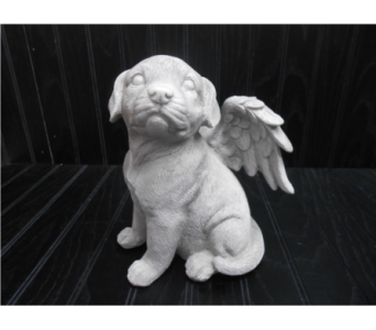 Dog with Wings in Ionia MI, Sid's Flower Shop