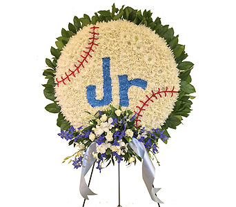 Jr.�s Baseball in Somerset NJ, Flower Station