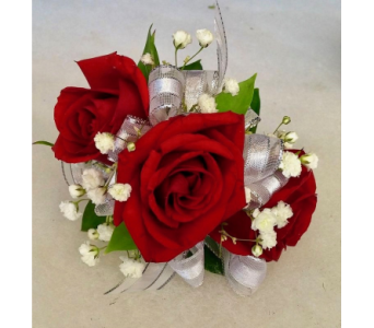 Red Rose Corsage in Ypsilanti MI, Norton's Flowers & Gifts