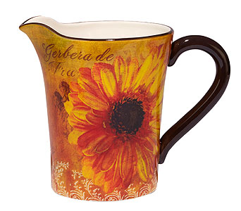 Gerber Daisy Pitcher in Campbell CA, Citti's Florists