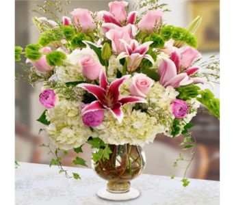 Mother's Day Lux in Indianapolis IN, George Thomas Florist