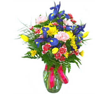 Oregon Spring Bouquet in Bend OR, All Occasion Flowers & Gifts