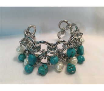 Jade Bead Bracelet in Hudson NH, Anne's Florals & Gifts