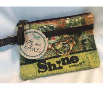 Shine Wristlet Handbag in Hudson NH, Anne's Florals & Gifts