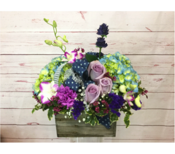 Denim & Diamonds in Wellington FL, Wellington Florist