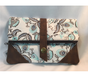 Brown&Teal Handbag in Hudson NH, Anne's Florals & Gifts