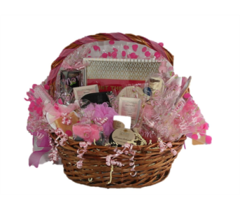 Ultimate Mother's Basket in Paducah KY, Rose Garden Florist, Inc.