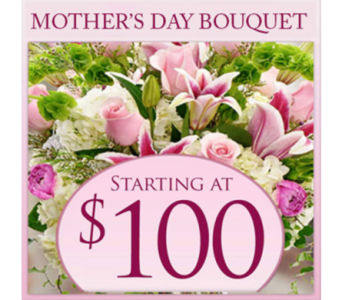 Designer's Choice Mother's Day Bouquet in Indianapolis IN, George Thomas Florist