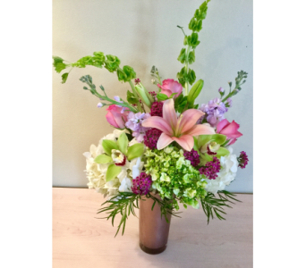 The Best Mom Bouquet in Vero Beach FL, Artistic First Florist