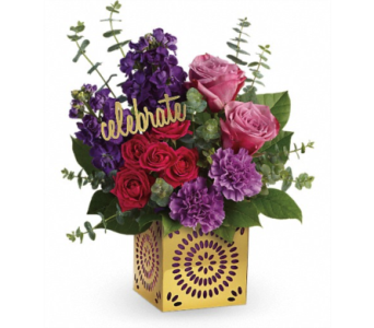 Thrilled For You Bouquet in Smyrna GA, Floral Creations Florist