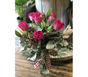 High in Style in Creedmoor NC, Gil-Man Florist Inc.