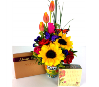 Mom's Love Gift Set in Baltimore MD, Raimondi's Flowers & Fruit Baskets
