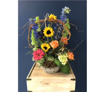 Delightful Reflections in send WA, Flowers To Go, Inc.