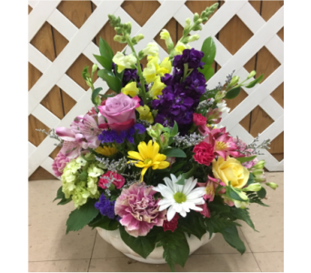 Ceremic Dish in Purcellville VA, Purcellville Florist