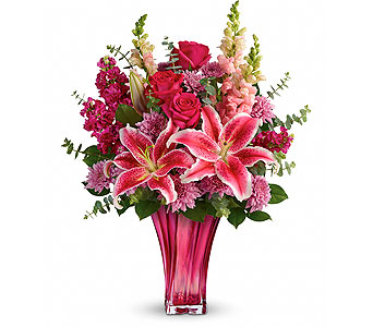 Bold Elegance Bouquet in Oklahoma City OK, Array of Flowers & Gifts