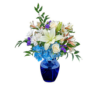 Blue Island in Schaumburg IL, Deptula Florist & Gifts, Inc.