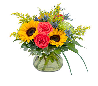 Sunlit Beauty in Corpus Christi TX, Always In Bloom Florist Gifts