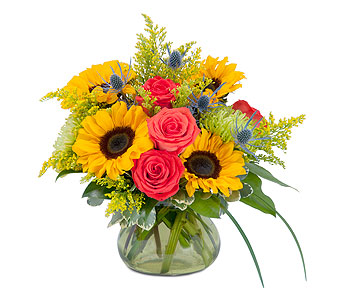 Sunlit Splendor in Sault Ste Marie MI, CO-ED Flowers & Gifts Inc.