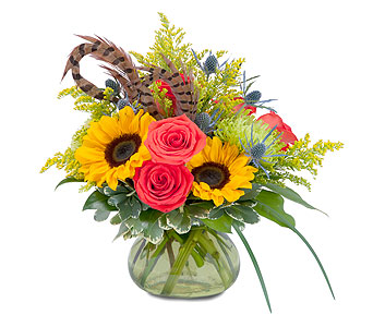 Sunrise Harvest Bounty in Muscle Shoals AL, Kaleidoscope Florist & Gifts