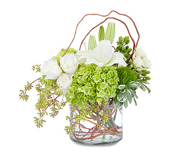 Chic and Styled in Lawrenceville GA, Country Garden Florist