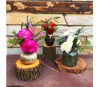 Stylish Boutique Arrangement in Springdale AR, Organic Creations at Country Gardens