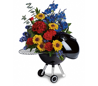 Weber Grill in Inver Grove Heights MN, Glassing Florist