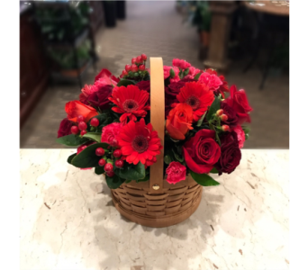 Warm Wishes in Princeton, Plainsboro, & Trenton NJ, Monday Morning Flower and Balloon Co.