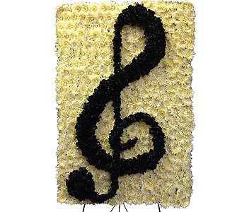 Musical Note in Baltimore MD, Raimondi's Flowers & Fruit Baskets
