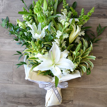 Bloom Bunch: Moonlily in Dallas TX, Dr Delphinium Designs & Events