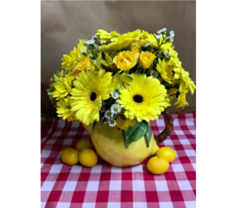 Make Lemonade in Edmonds WA, Dusty's Floral