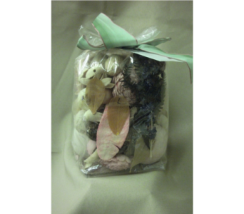 Claire Burke potpourri Original in Paris TN, Paris Florist and Gifts