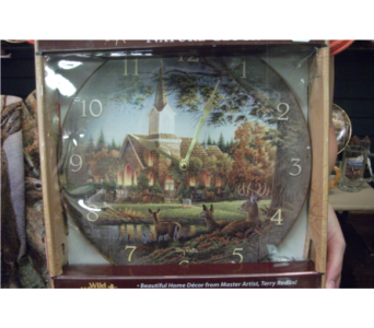 Wild Wings Wall Clocks in Paris TN, Paris Florist and Gifts