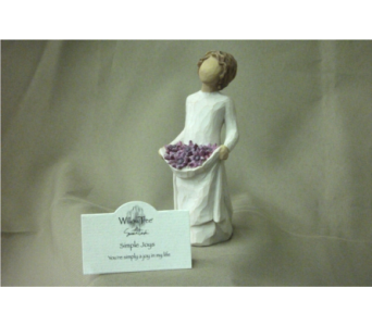 Willow Tree figurine in Paris TN, Paris Florist and Gifts