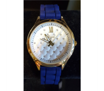 Silicone Watch - Blue in Neenah WI, Sterling Gardens