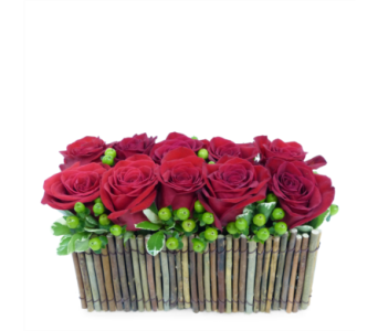 Willow Roses in Silver Spring MD, Bell Flowers, Inc