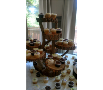 7 Tier Pie / Cupcake Stand in Loudonville OH, Four Seasons Flowers & Gifts