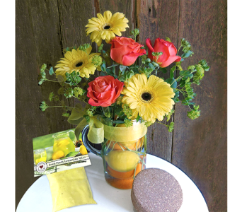 Lemony Refresher by Nature Nook� in Cleves OH, Nature Nook Florist & Wine Shop
