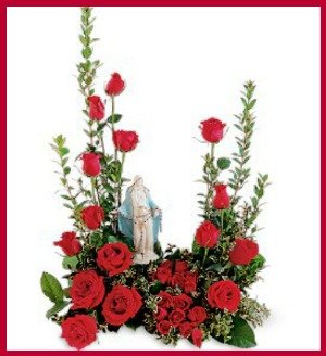 Our Lady of Grace in Hamilton ON, Joanna's Florist