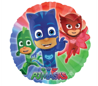 PJ Mask Mylar Balloon in Norristown PA, Plaza Flowers
