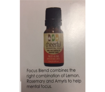 Cheerful Essential Oils in Opelousas LA, Wanda's Florist & Gifts