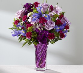 The Spring Garden� Bouquet in Sapulpa OK, Neal & Jean's Flowers & Gifts, Inc.