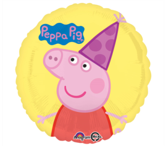 Peppa Pig Mylar Balloon  in Norristown PA, Plaza Flowers