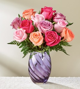 The Make Today Shine™ Rose Bouquet in Sapulpa OK, Neal & Jean's Flowers & Gifts, Inc.