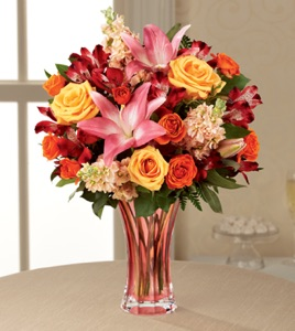 The Touch of Spring� Bouquet in Sapulpa OK, Neal & Jean's Flowers & Gifts, Inc.