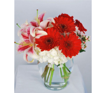 Red Dreams in San Antonio TX, Blooming Creations Florist