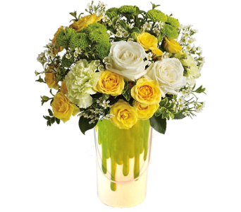 A Splash of Sunshine in Birmingham AL, Norton's Florist