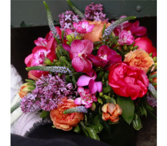 Summertime Fresh in New York NY, Starbright Floral Design