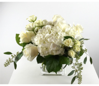 White Elegance  in Atlanta GA, Dan Martin Flowers